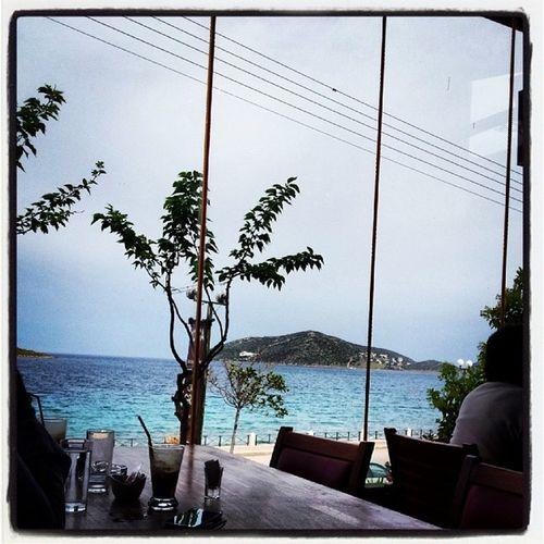 Coffeetime Afternoon Sea Cloudy portorafti