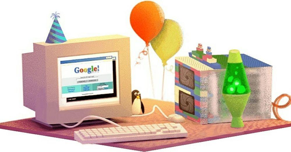 HappyBirthday Google Buoncompleanno Blogger Mademoiselle Readit Blog