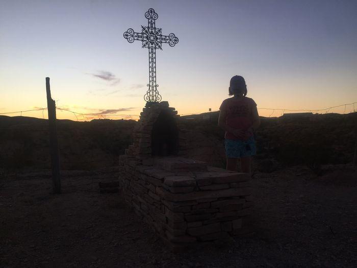 Dia De Los Muertos Terlingua