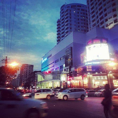 Yangon View My Galaxygear camera