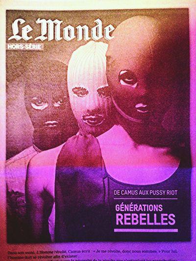 Le Monde Rebels_united Rebelde Rebelle