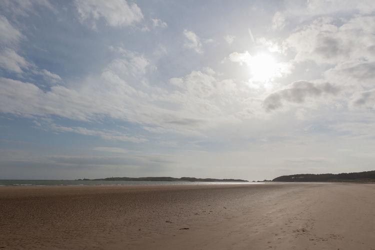 Anglesey Beach Britain Calm Coast Coastline Coastline Dwynwen Gwynedd Idyllic Island Llanddwyn Island Nature Remote Ruins Scenics Sea Shore Sky Summer Tidal Tranquil Scene Tranquility Wales Water