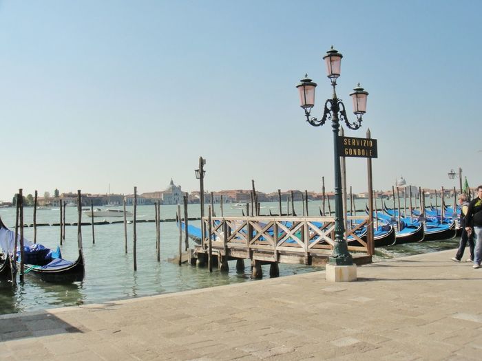 Veneza Gondolas