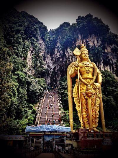 Batu Caves Temples Sightseeing Divinity