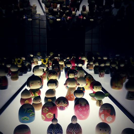 Japanese  Dolls Exhibition