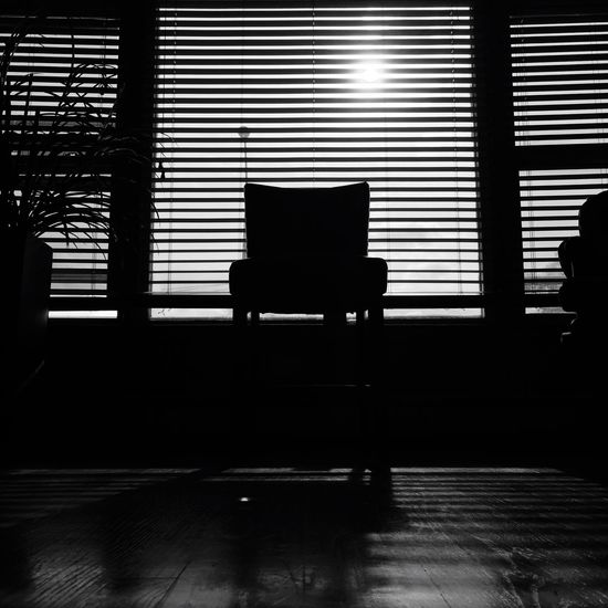 Blackandwhite Suductive Mission Mystery Hardwood Floor Showcase: November Blackandwhite Photography Black White Blackandwhitephotography Chairs Seats Chair Window Windows Light Light And Shadow Sunshine ☀ Plants Window Blinds Empty Chair Eye4photography  EyeEm Best Shots EyeEmBestPics First Eyeem Photo I See The Light Noontime