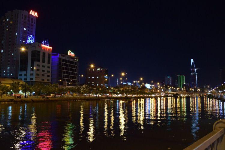Night saigon Vietnam First Eyeem Photo