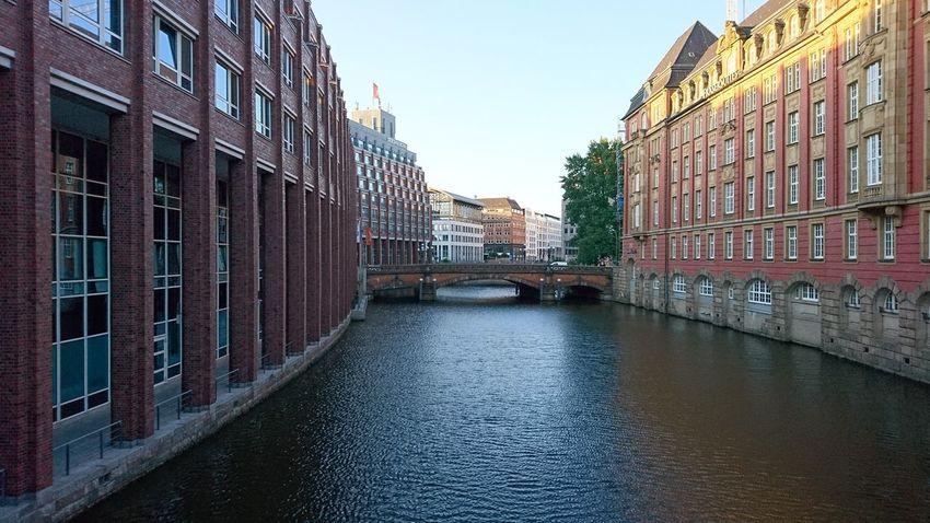 Hamburg. Hamburg Germany Hh Hansestadt Hamburg Canal Reflection Architecture Urban Nature Cityscape Summer City Water Politics And Government Cityscape Reflection Sky Architecture Building Exterior