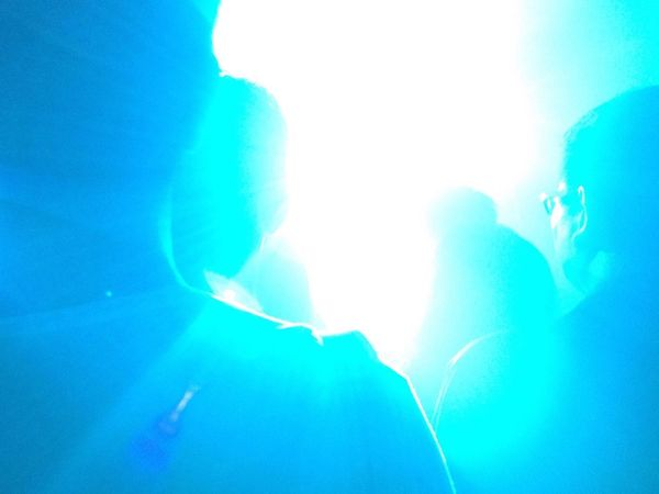Where The Light Shine on You.. 16Snow No Filter/no Edit No Filters Or Effects Live Concert Photography MONO Japan Silhouette Blue People Men Human Body Part Adult Abstract Real People Close-up Indoors  Arts Culture And Entertainment Brightly Lit