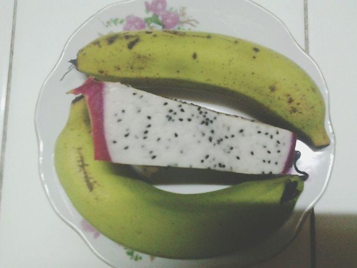 Food Porn Awards Foodporn Banana Fruitporn Enjoying Life