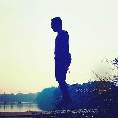 Lake Jakarta BitzArt