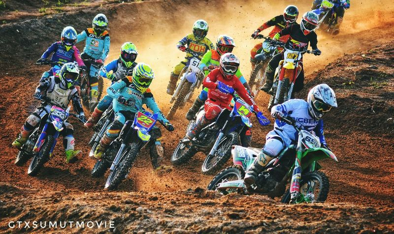 One Step to Be a Champion Mx  Mxgp Motocross Supercross Endurocross Dirtbike Motocross Biker Motorcycle Stunt Motorsport Sports Track Sports Race Motorbike Off-road Vehicle Protective Sportswear Motorized Vehicle Riding Motorcycle Racing Crash Helmet Riding First Eyeem Photo