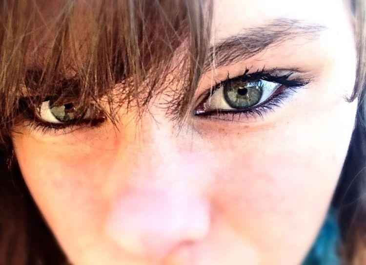 Eyes Beautiful Wonderful Me