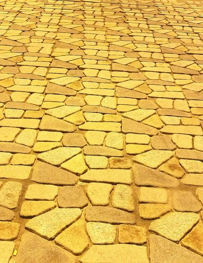 Stony Street ..... Street Stones Full Frame Yellow Outdoors No People Huawei P9 Plus Abha Close-up Macroshot Growth Saudi Arabia Saudiarabia Saudi_arabia Saudi Arabia