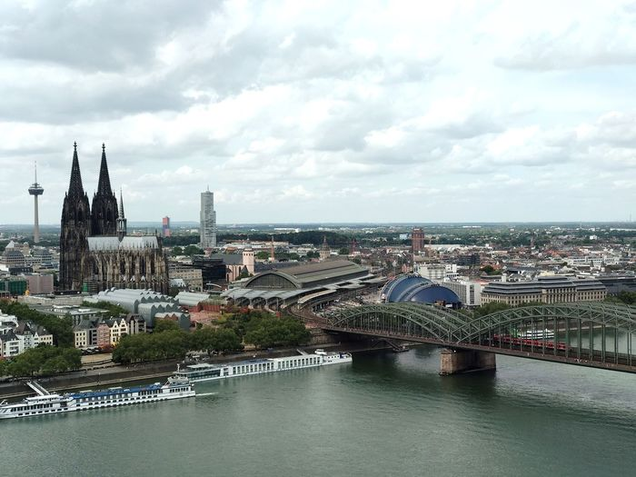 Cologne Dom and