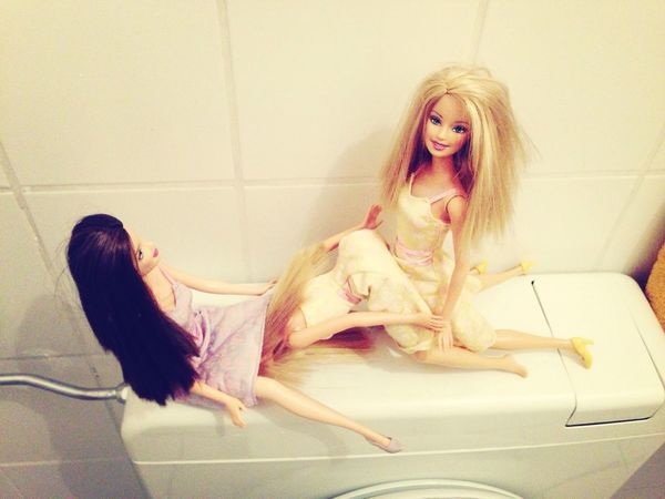 Barbiety] barbie Strange