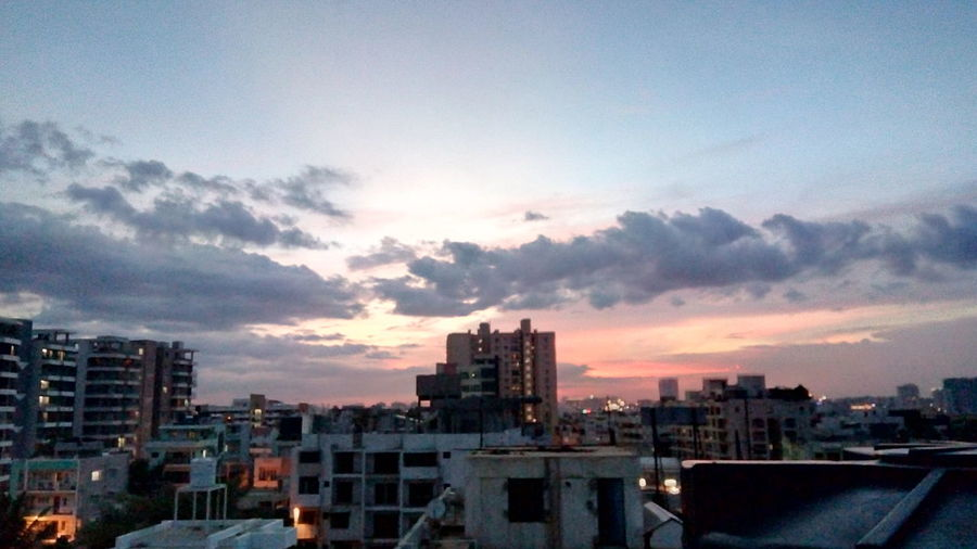 Bengaluru Climate Cold Breeze Lenovo K4 Note Terrace Shots