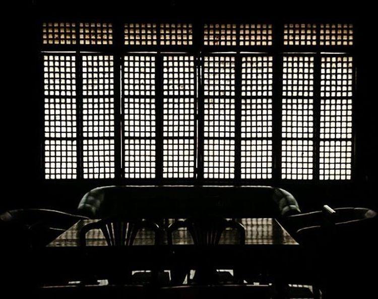 Trace of memory Dejection Melancholy Ancestral House Living Room Dark Old