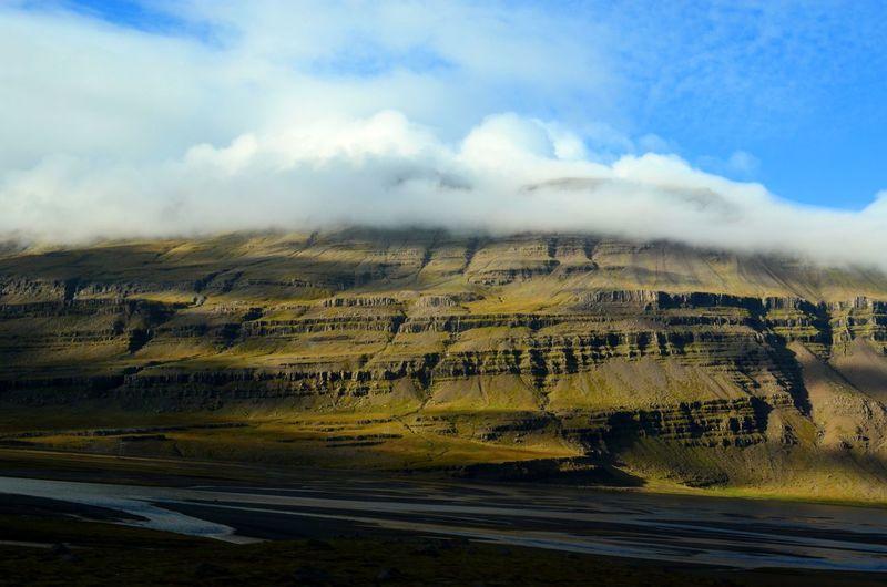 Sky Landscape Cloud - Sky Atmospheric Mood Foggy Cumulus Mountain Range Mountain