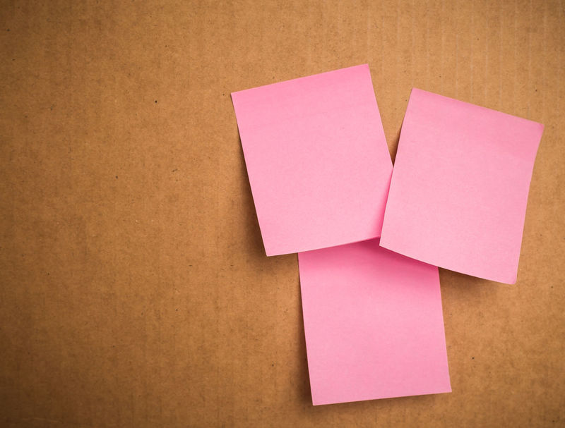 Blank Yellow and pink paper posted on corrugated board post it Background Texture Backgrounds Board Frame Office Paper Post Post It For The Aesthetic Post It Note Post It Notes Post It Paper Space Wallpaper Yellow