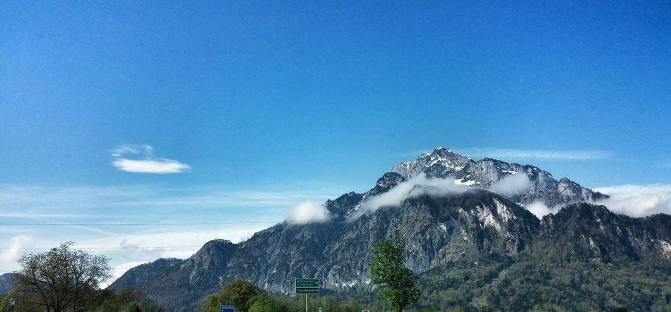 Perfekter Tag für eine Oster- Skitour <3