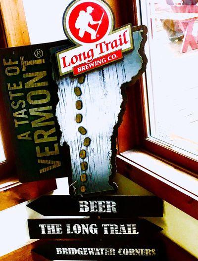 Longtrailbrewingco Beer Beer Time Beers Art Brewery EyeEm New Here Traveling Travel Vermont ArtWork Wood - Material Signs