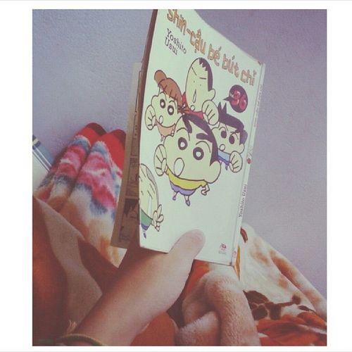 Truyện ni nhảm nhảm rứa mà cũng hài ds luôn :)) Shinosuke Crayon Shinchan