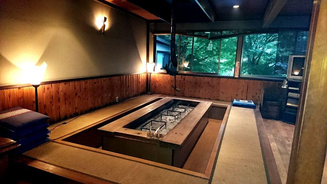 囲炉裏 Day 温泉 Chiba,Japan 七里川 onsen