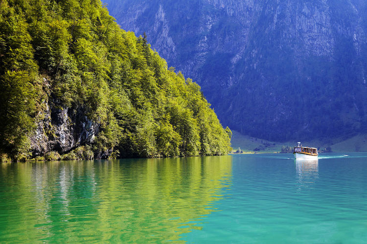 Alps Austria Bavarian Bavarian Alps Berchtesgaden Europe Germany Mountains Tourism Tranquility Travel
