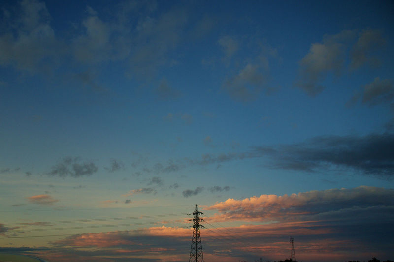 Dusk Sunset Sky