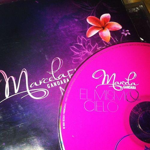 Musica de mi tocaya! @Marcelagandara Elmismocielo M úsica Cristiana Cd buena music marcela gándara god loves instapicture ❤️❤️?☺️