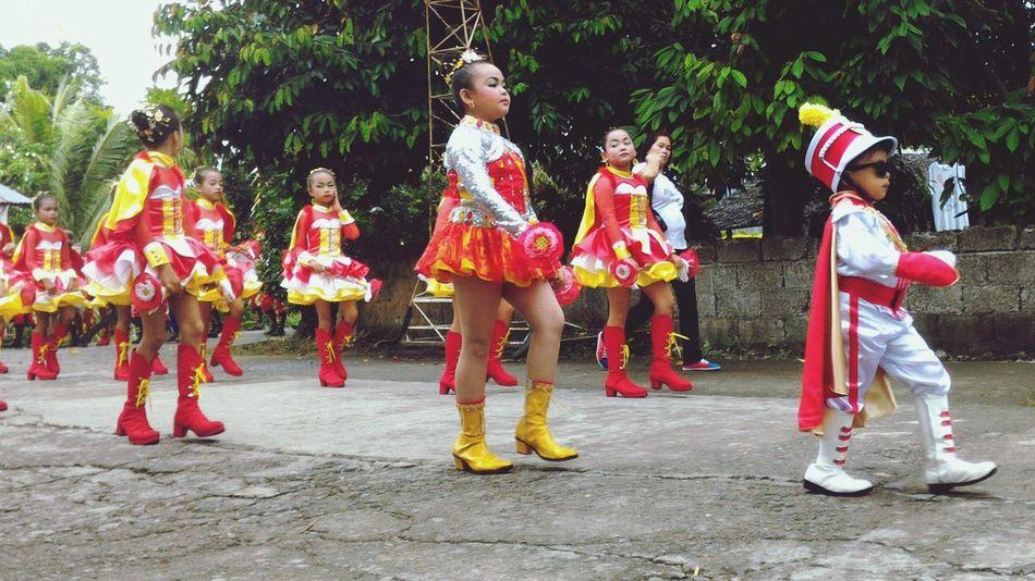 Eyeem Philippines Streetphotography Streetparade Marching Band Fiesta