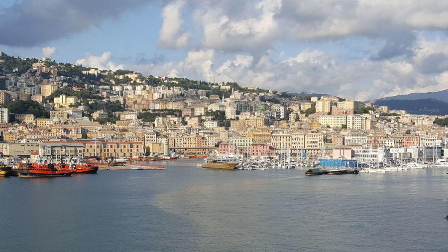 Bastia porto