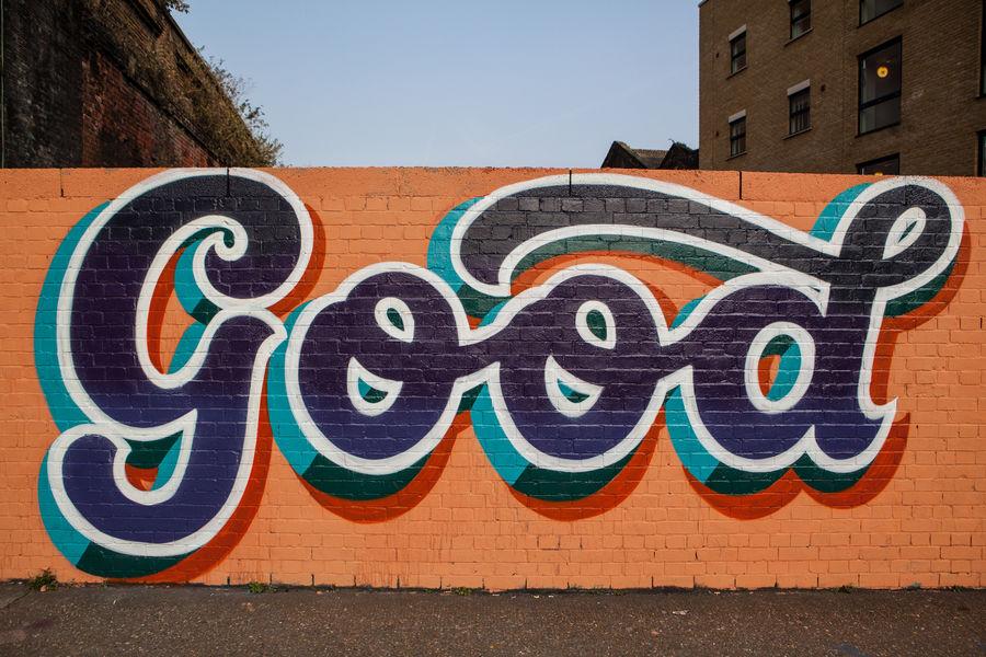 Urban art in Shoreditch, London City Good Graffiti London Shoreditch Street Art Writing
