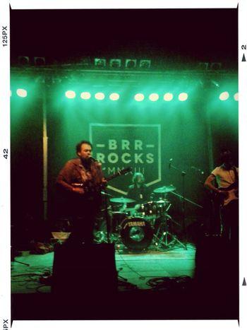 nicotine's orchestra Barreiro Rocks Live Music
