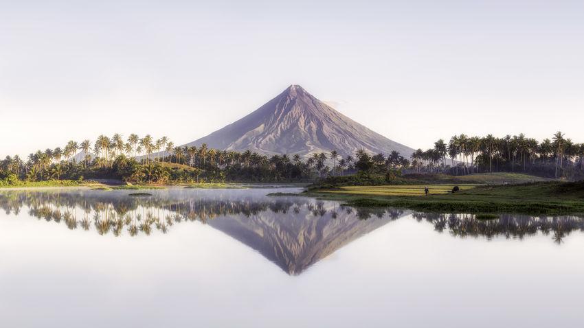 EyeEm EyeEm Best Shots EyeEm Gallery EyeEm Nature Lover Landscape Mayon Volcano Philippines Reflection The Great Outdoors - 2017 EyeEm Awards