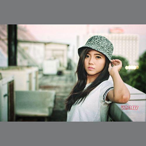 EyeEm People Photoshoot EyeEm Best Shots di Rooftop Delta Plaza Surabaya INDONESIA