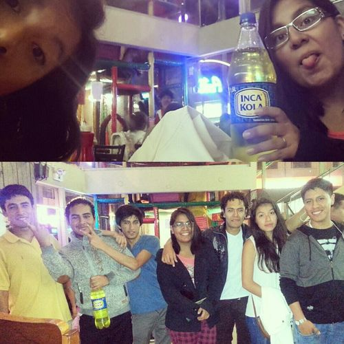 Yarleque's Birthday, Special Moment♥ What a night with them Medicine Students