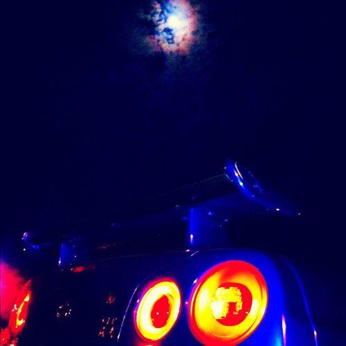 THE BLUE is Advent. First Eyeem Photo Bnr34 Skyline SKYLINE GT-R Nissan