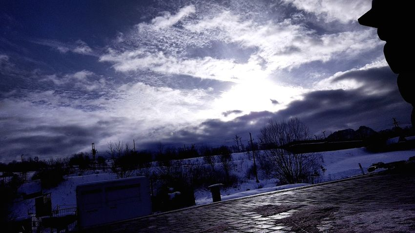 Sunset #sun #clouds #skylovers #sky #nature #beautifulinnature #naturalbeauty #photography #landscape I Love ZAKOPANE Neverstopexploring  Lifeisbeautiful