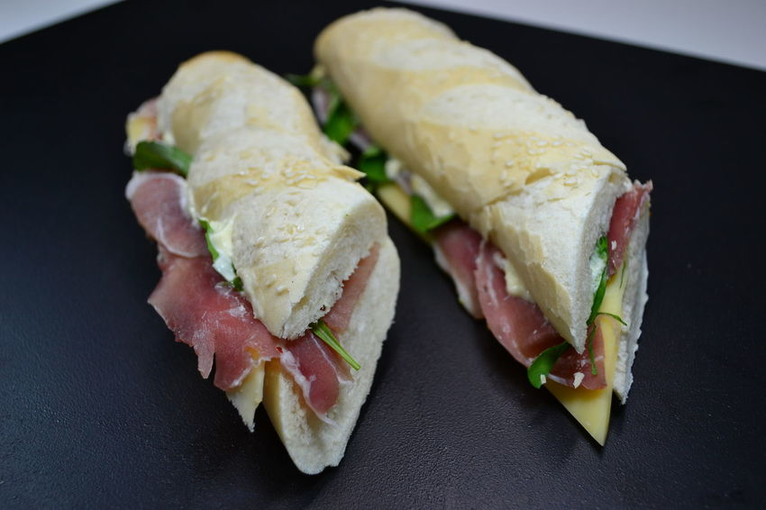 Food And Drink Ready-to-eat Freshness Sandwich Healthy Eating No People Jam And Cheese Jam Maionese Indoors