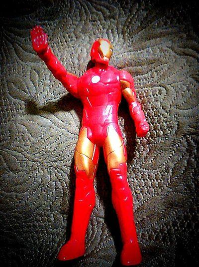 Ironman Action Figurines Action Figures Figurine  Superhero Marvel Marvel Comics Action Figure Collectable Items Superhuman