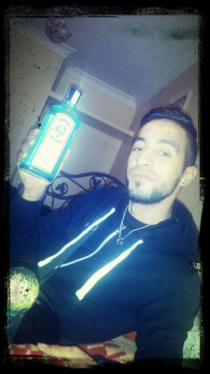 Bombay Sapphire That's Me Marrakech Drinking