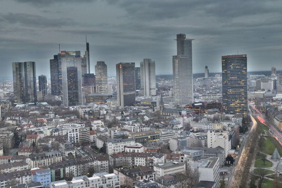 Frankfurt Frankfurt Am Main Nightview Nightvision Nightphoto Langzeitbelichtung Langzeitaufnahme City Cityscape Cityscapes Bulb Bulbphotography