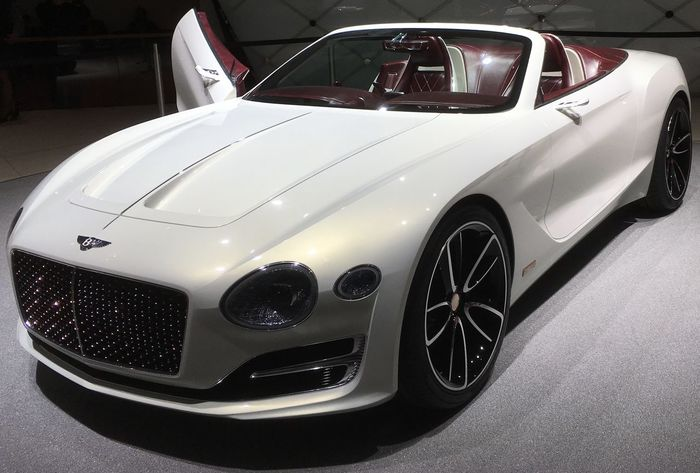 Beautiful Bentley Car Dream Mode Of Transport No People Passion Salon Auto Geneve Transportation