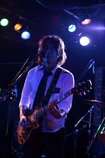 """The Amateur Band Which Plans Global Expansion! The Name Is!""""notorious""""Ⅱ"""