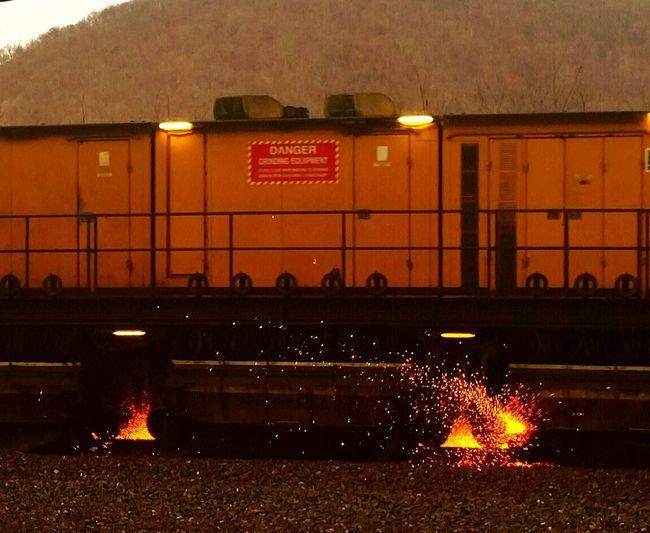 Duncannon Railroad railroad tracks Duncannon, Susquenita pennsylvania