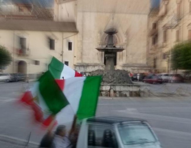 Mein Automoment Italy Abruzzo - Italy Sulmona Europei2016 European Championship  Car Place Happy Carosel Winners Flag Events Sport Motivation Showcase June