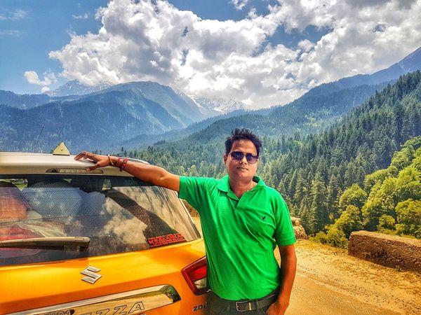 Satish Photography Pintu Patna Yuvasevak Love Photography Mountain Range Potrait_photography Green Color Satish