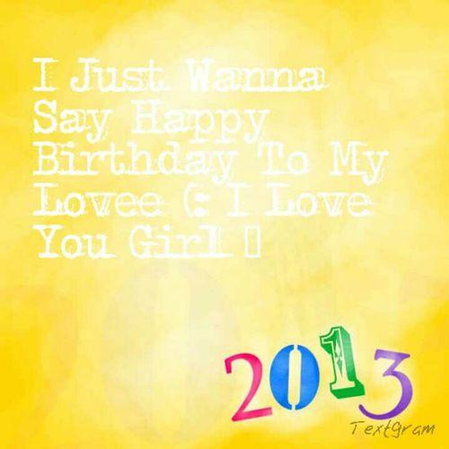 HAPPY 16TH BIRTHDAY Shariese (: